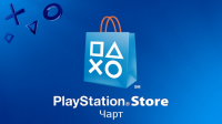 Чарт PlayStation Store — март 2017