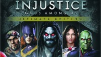 Injustice: Gods Among Us Ultimate Edition выйдет на PS Vita в ноябре