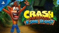 Трейлер Crash Bandicoot N. Sane Trilogy  — Злодеи